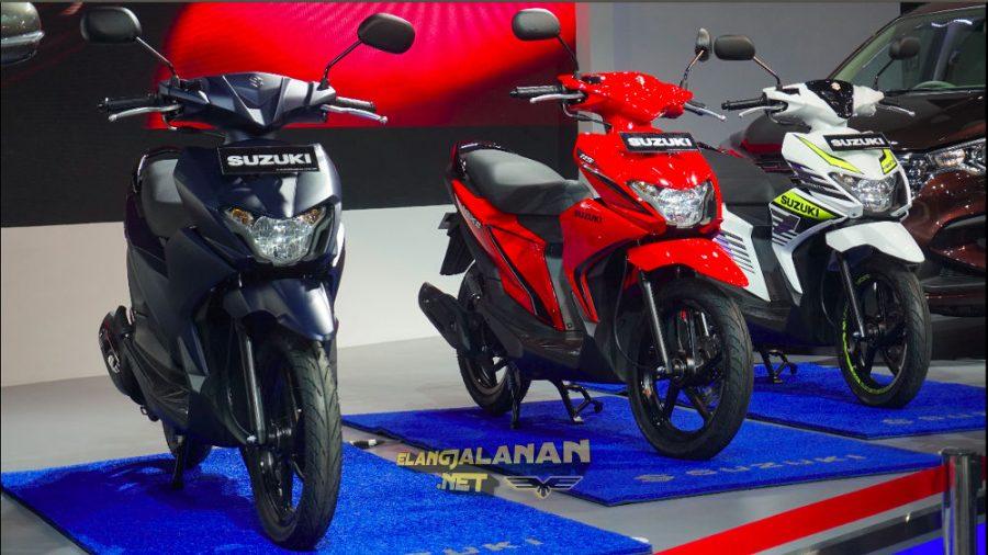 Harga Suzuki NEX II 2018 Resmi dibanderol paling murah, harga perkenalan mulai Rp 13.950.000,-