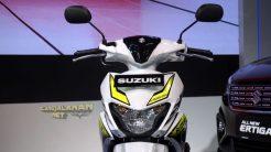 Galeri Foto-Foto Suzuki NEX II