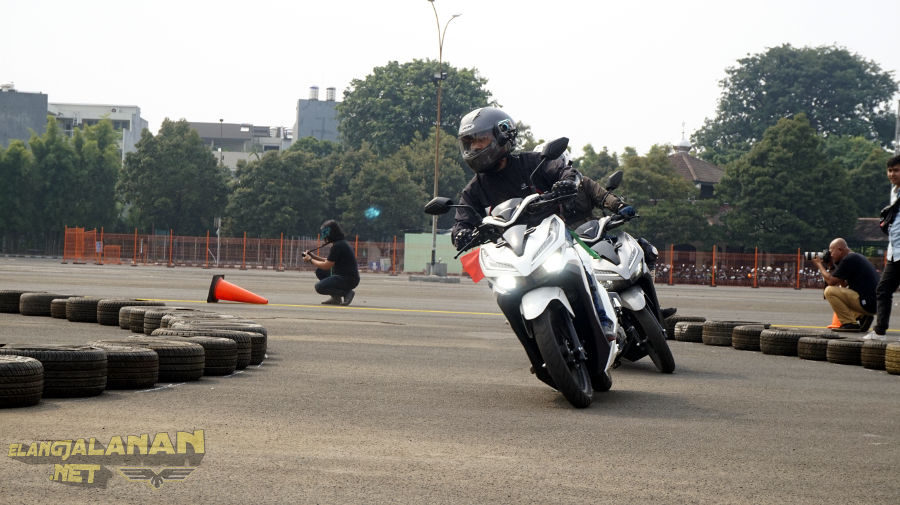 Review Impresi Test Ride Honda Vario 150 2018