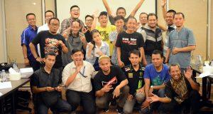 Blogger Buka Puasa Bareng Yamaha