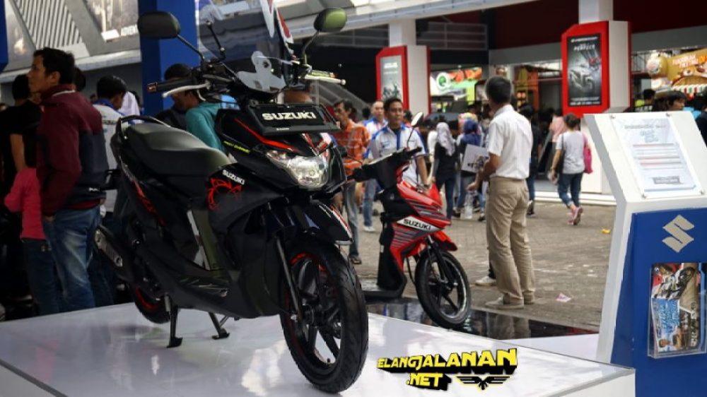 Booth Suzuki PRJ 2018