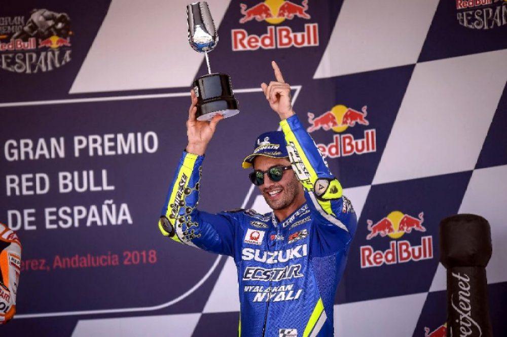 Iannone Masuk 4 Besar Klasemen MotoGP