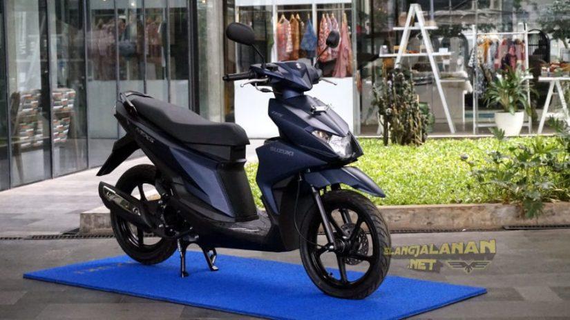 Harga Suzuki NEX II 2018