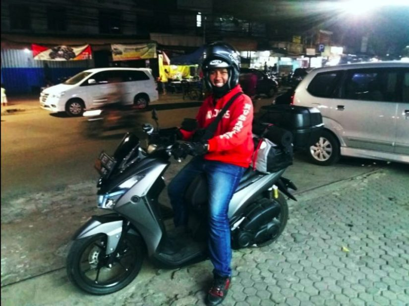 Yamaha Lexi Mulai Dilirik