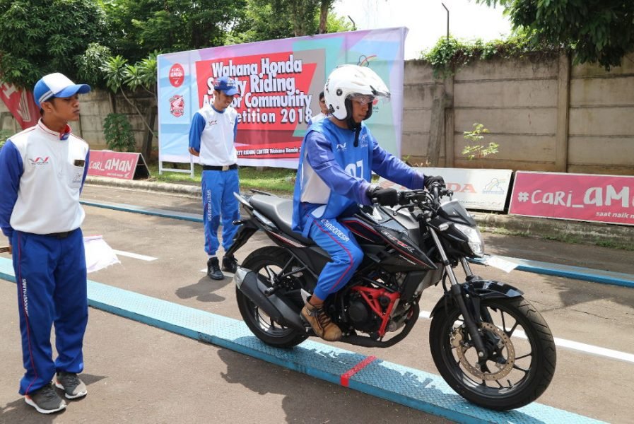 Safety Riding Tingkat Nasional 2018 Pekanbaru