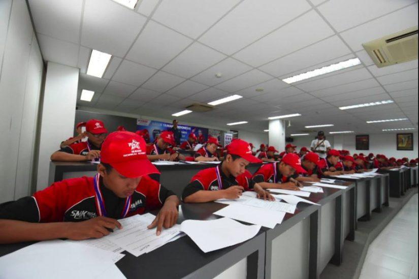 Kontes SMK 2018 Semarang