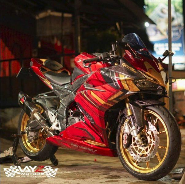 2 Motor Jawara Pemenang HMC Seri Jakarta ini jadi Inspirasi Modifikasi CBR250RR