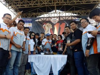 Yamaha V-ixion Club Indonesia Semakin Eksis