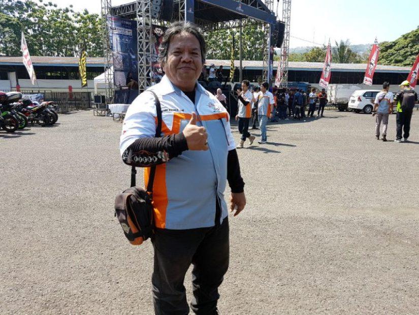Yamaha V-ixion Club Indonesia Semakin Eksis