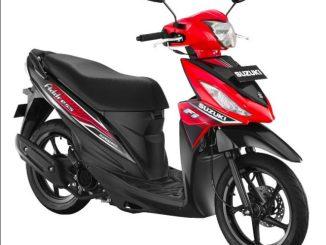 4 Warna Baru Suzuki Address FI 2018