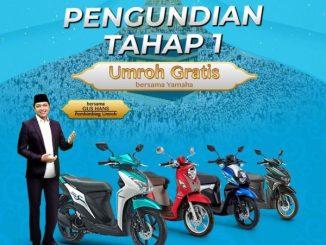 Pemenang Program Umroh Bareng Yamaha