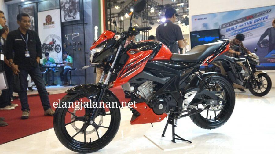 Suzuki GSX150 Bandit resmi diperkenalkan, berikut impresi penampilannya