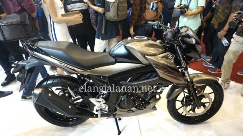 Suzuki GSX150 Bandit