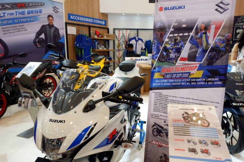 Program Menarik di Booth Suzuki GIIAS 2018