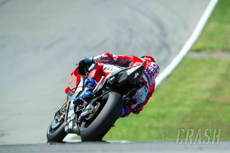 Download Video Full Race MotoGP Brno 2018, Dovizioso Juara Kalahkan Marquez
