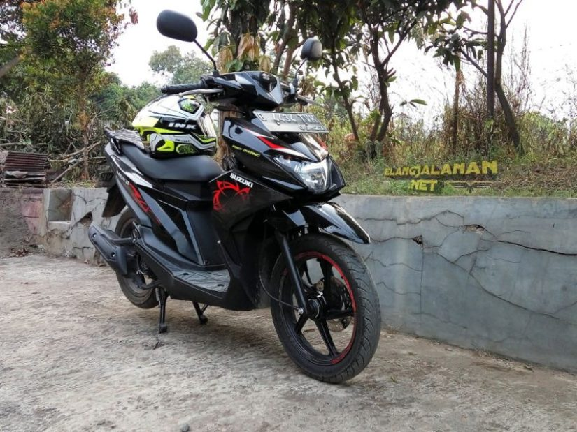 Review Sorotan Lampu LED Suzuki NEX II