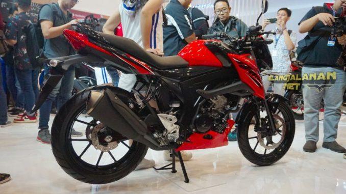 Lebih Dekat dengan Suzuki GSX150 Bandit