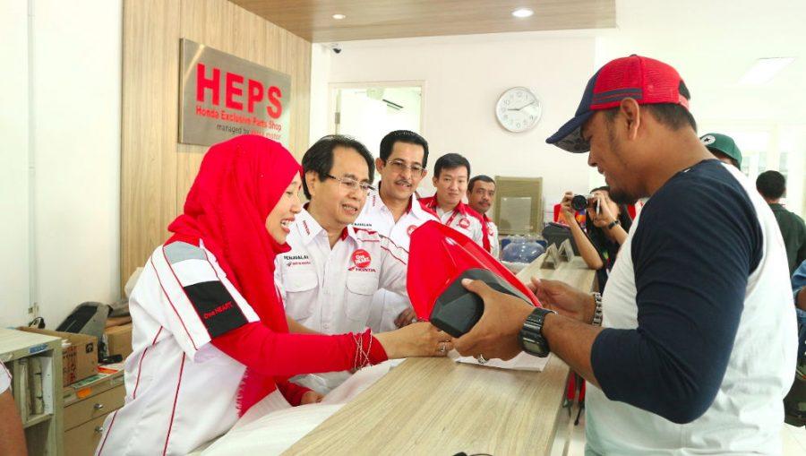 Aktivitas Spesial dari AHM Sambut Hari Pelanggan Nasional 2018, Konsumen diistimewakan