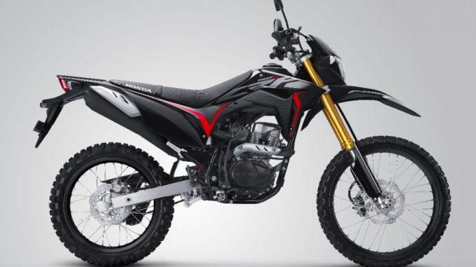 Honda CRF150L Extreme Black