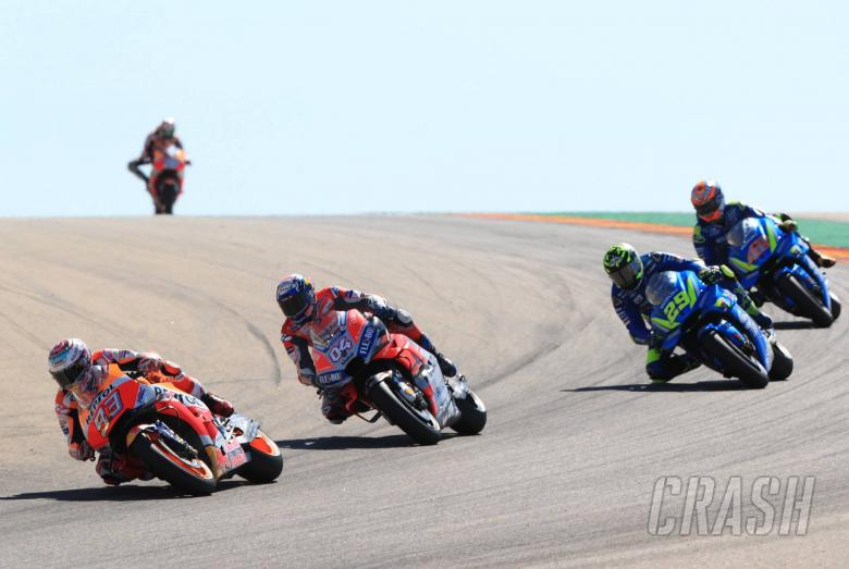 Download Video Full Race MotoGP Aragon 2018