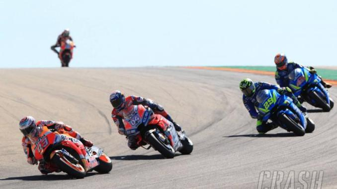 Download Video Full Race MotoGP Aragon 2018