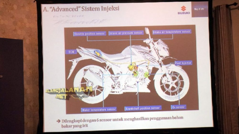 Kupas Suzuki GSX150 Bandit
