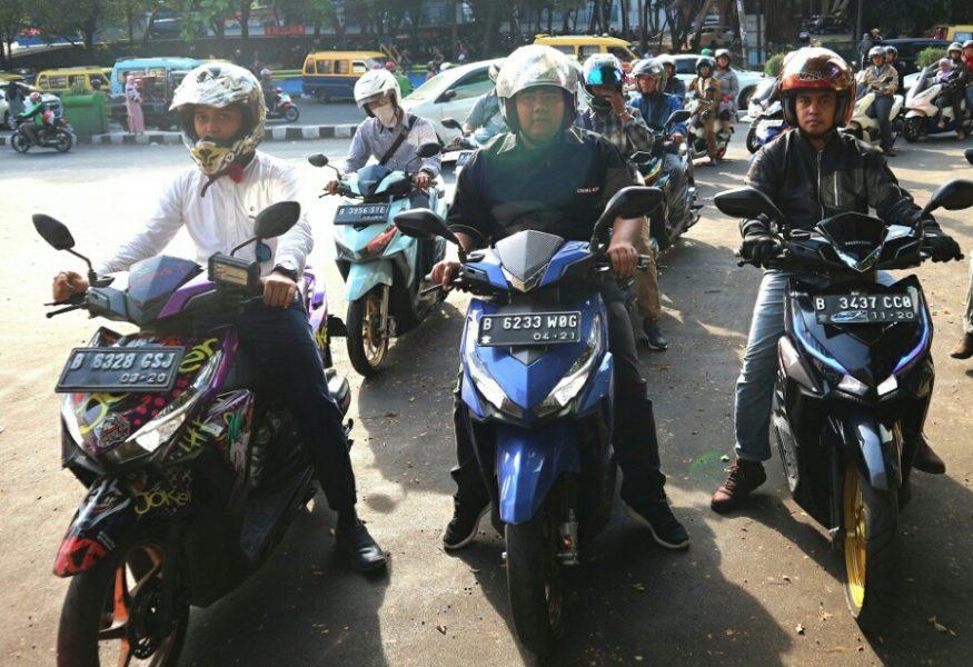 Kesadaran Komunitas Mulai Tumbuh, Modifikasi Motor Harus Aman dan Nyaman