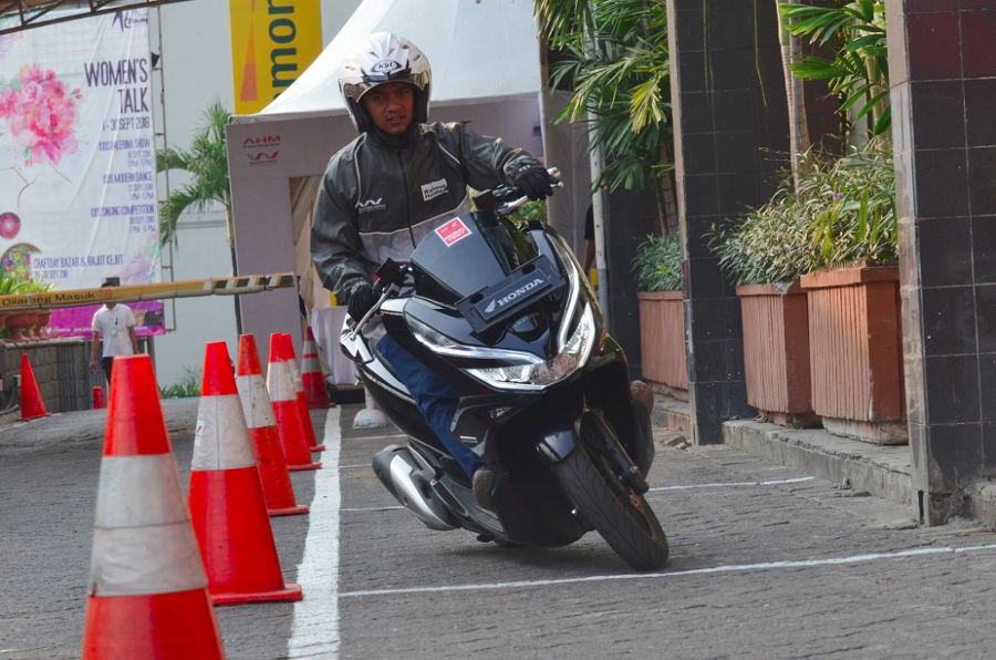 New Honda PCX series Laris 19.600 unit selama 2018 di Jakarta Tangerang