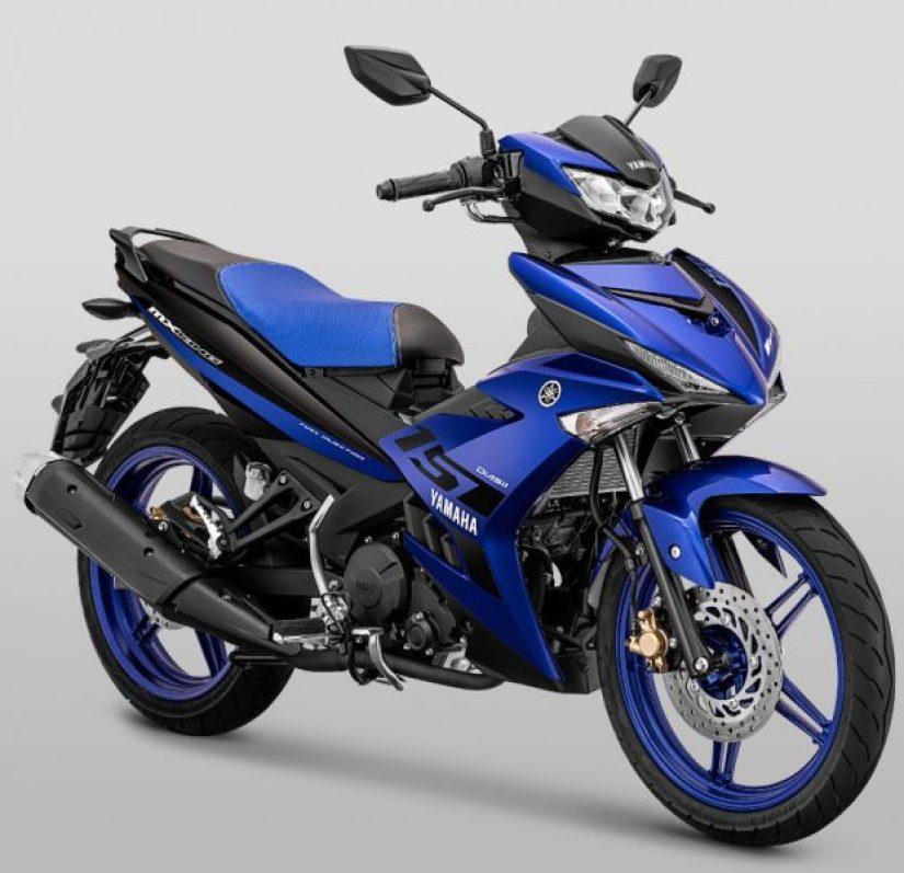 Facelift Yamaha MX-King 2019