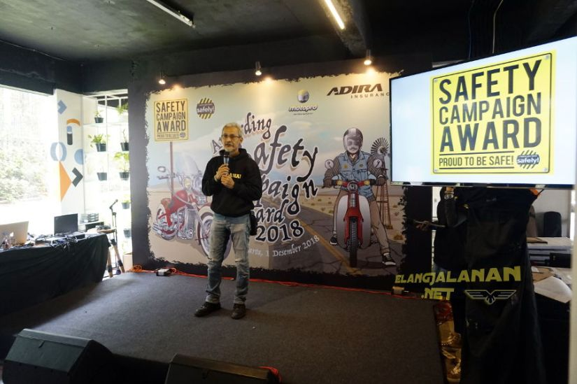 Pemenang Safety Campaign Award 2018