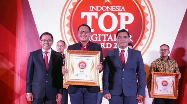 Tekiro Raih Top Digital Public Relation Award
