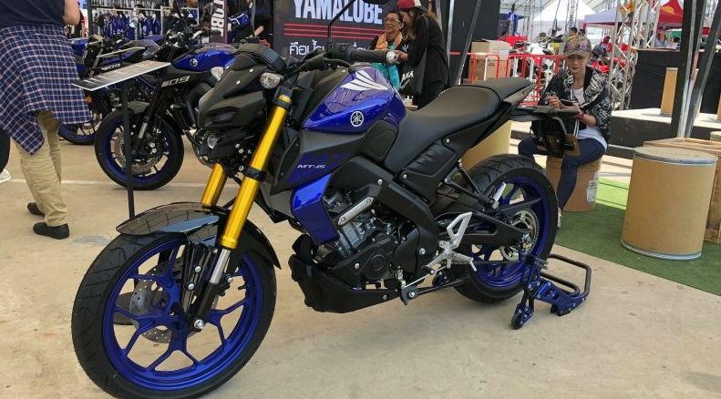 Harga Calon Yamaha MT-15