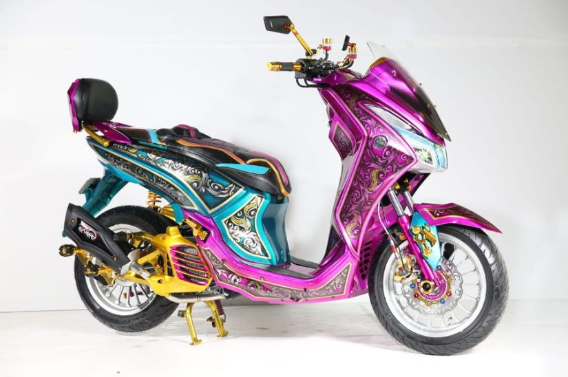Pemenang Customaxi Bali