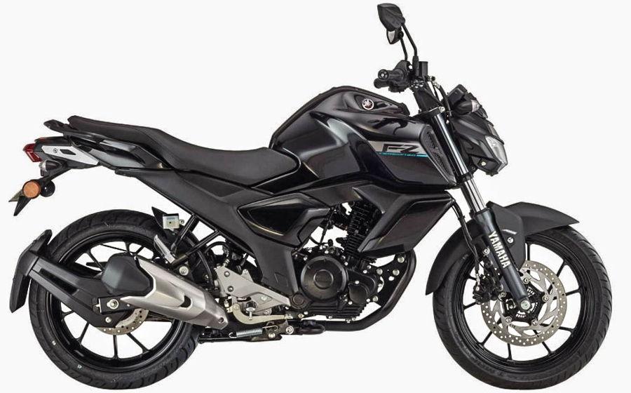 "Yamaha India Resmi Merilis ""Byson 2019"" FZS V3, Sudah ABS"