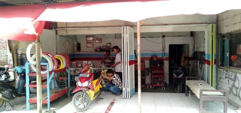 SMK Binaan Bisa Bangun Bengkel Sendiri