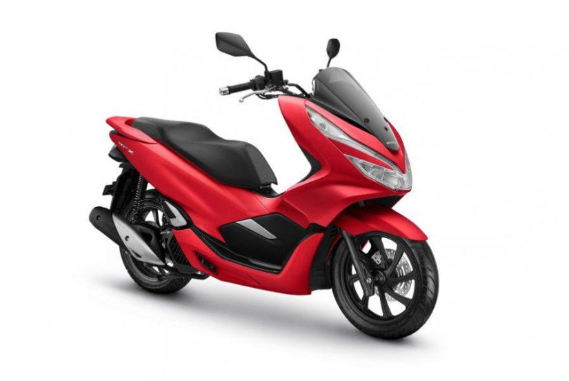 Warna Baru Honda PCX 150 2019