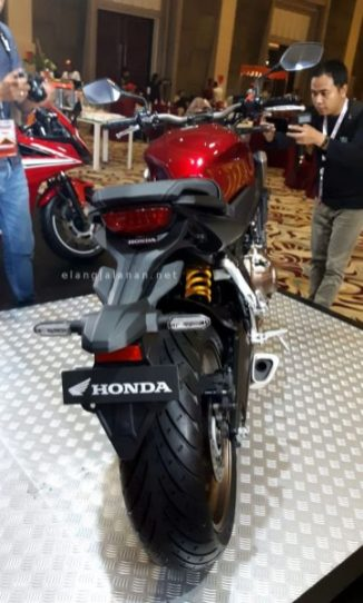 Honda CB650R Neo Sport Cafe Indonesia