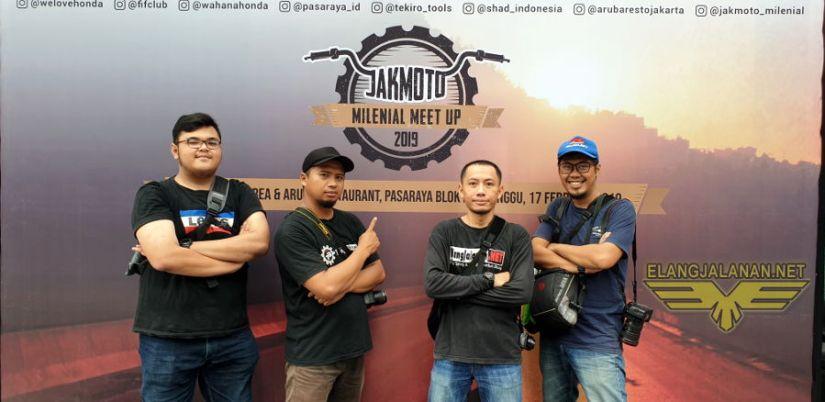 Jakmoto Milenial Meet Up