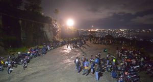Suzuki Saturday Night Ride Yogyakarta