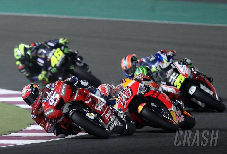 Download MotoGP Qatar 2019, Kembali Battle Dovi vs Marquez