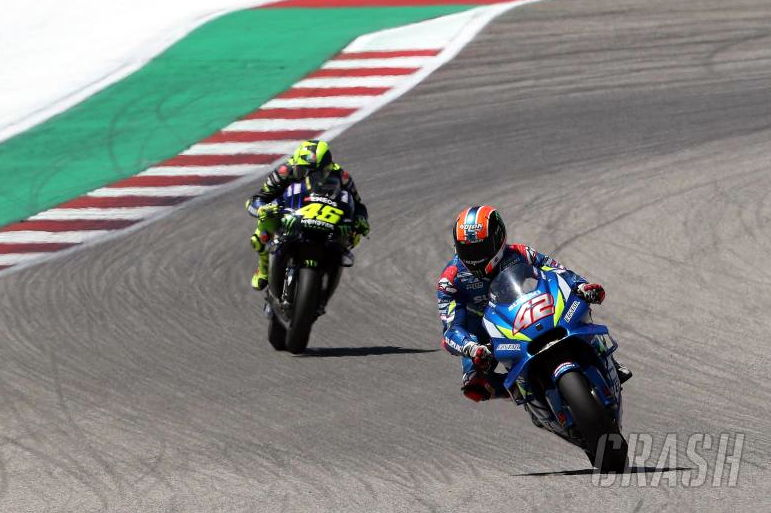 Download Video Full Race MotoGP Austin 2019, Rins Juara