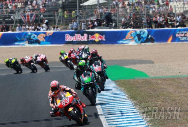 Full Race MotoGP Jerez 2019