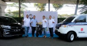 Suzuki Siapkan Ratusan Mobil Towing