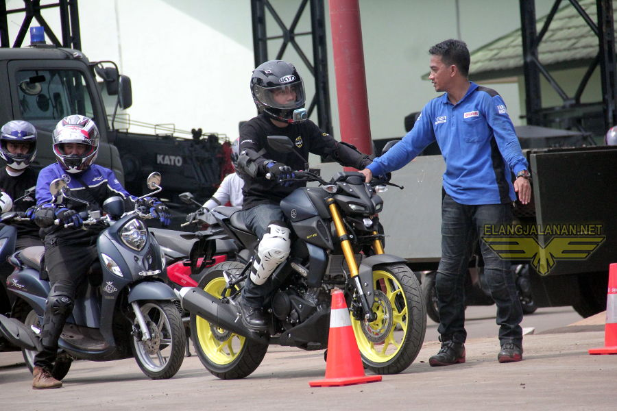 Safety Riding Bareng YRA