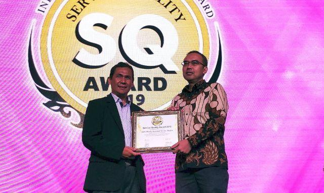 AHASS Kembali Raih SQ Award