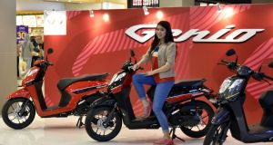 Wahana Kenalkan Honda Genio