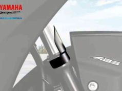 Cover Front Fork untuk Yamaha Lexi