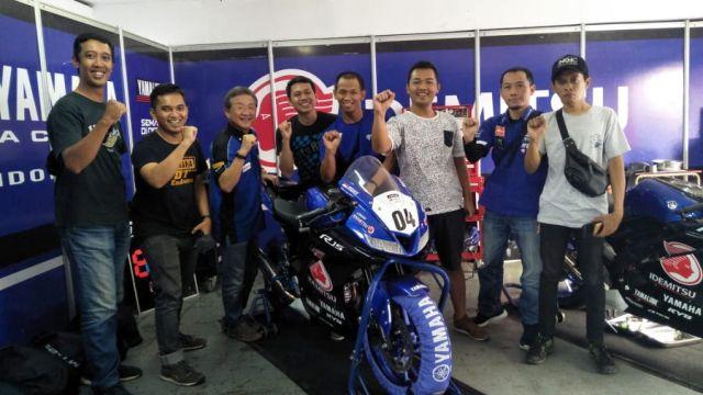 Kelas Media Yamaha Endurance Festival 2019