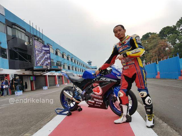 Elang Jalanan Balap Yamaha Endurance Festival