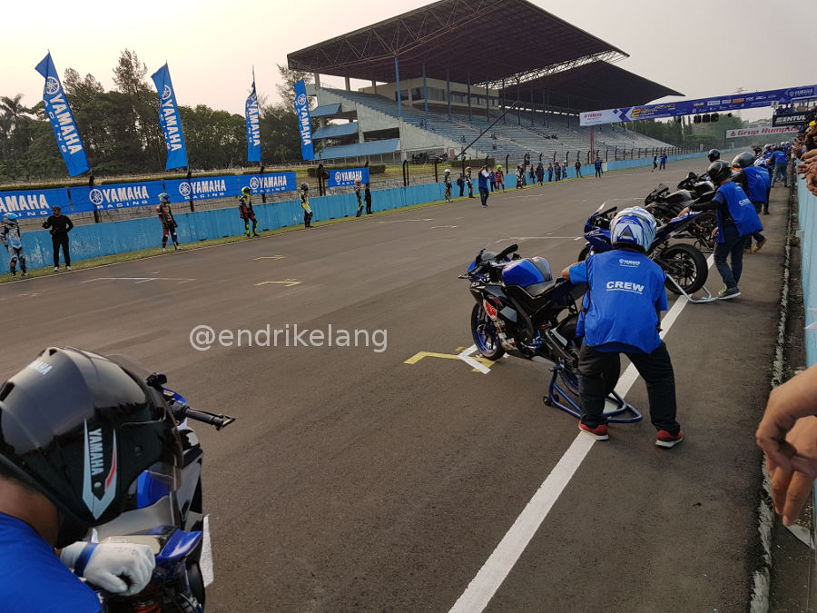 Hasil QTT Yamaha Endurance Festival 2019